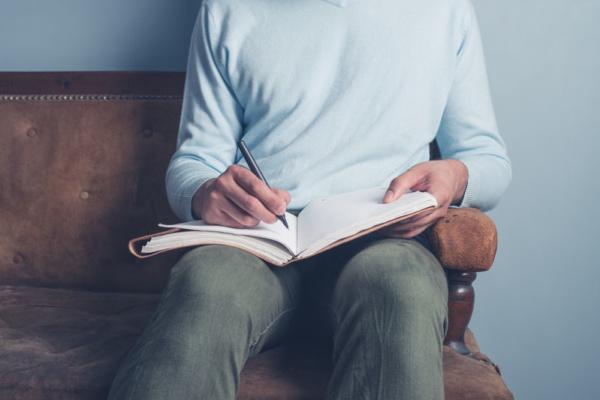 we write bios journaling