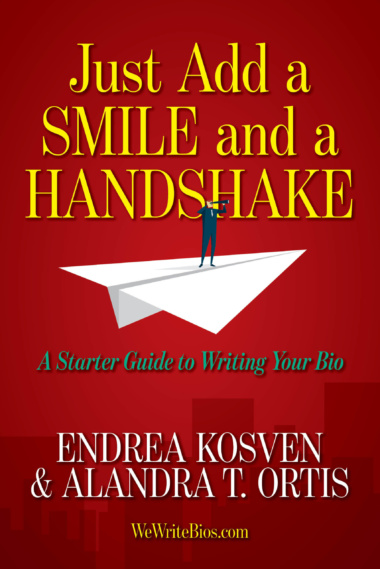E-Book: Just Add a Smile and a Handshake