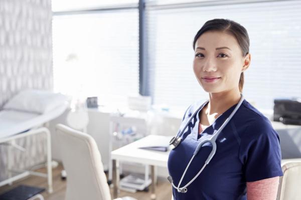 nurse bio