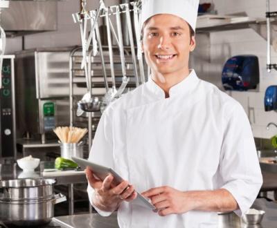 chef bio example